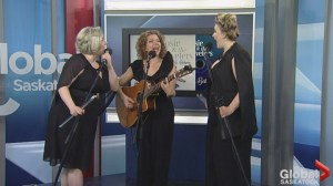 Rosie & the Riveters perform 'Ms. Behave'